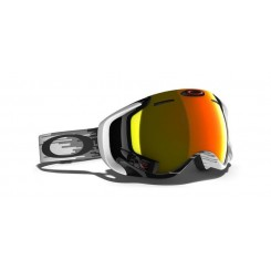 Oakley Airwave, Silver Text