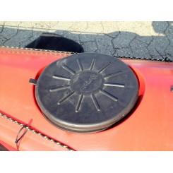 Kajak dæksel-Passer til Carolina 14,5