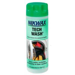 Nikwax Techwash, Rengøring af skitøj