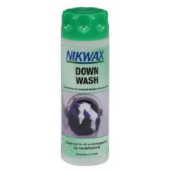 Nikwax Downwash, Rengøring af dunbeklædning