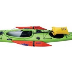 Seabird Skaft til Airbag / Outrigger