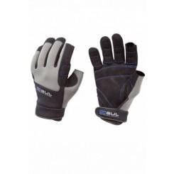 Gul Short 3-Finger Handske