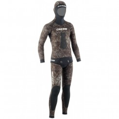 Cressi Tracina 7mm Camo Two-Piece UV-Dragt