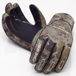 Cressi Ultraspan 3,5mm Camo Handske