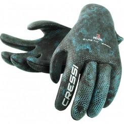 Cressi Scorfano 3mm Camo Handske