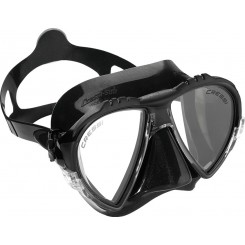 Cressi Matrix Maske, Sort