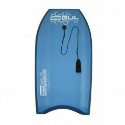 Gul Response Junior Bodyboard, Blå