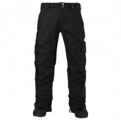 Burton Cargo Pant, True Black