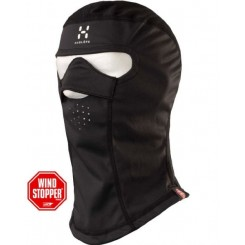 Haglofs Windstopper Balaclava, Sort
