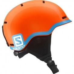 Salomon Grom Fluo - Orange/blå