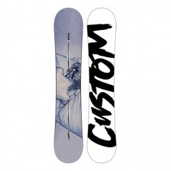 Burton Custom Twin, Camber