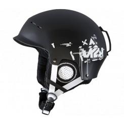 K2 Rant Helmet, sort