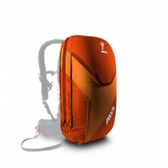 ABS Vario Zip On 18L Red/Orange