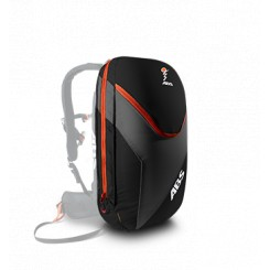 ABS Vario Zip On 18L Black/Orange