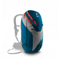 ABS Vario Zip On 32L Blue/Orange
