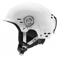 K2 Thrive Helmet, Polished White