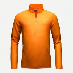Kjus Caliente Halfzip, Orange