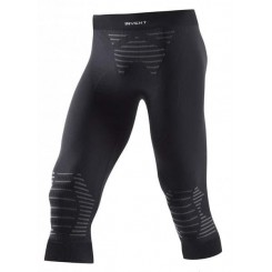 X-Bionic Invent 3/4 Pant, Black