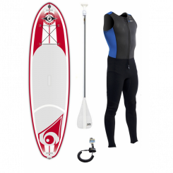 BIC Oppustelig Inflatable SUP Pakke 2