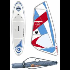 Bic 10´6 Performer Windsurf SUP M/Bic Nova Rig