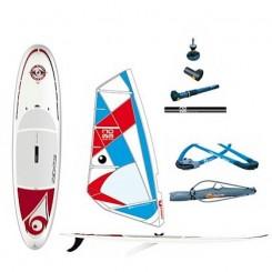 Bic 11´6 Performer Windsurf SUP Inkl Sværd M/Bic Nova Rig