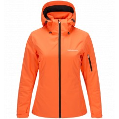 Peak W Anima Jakke, Pop Orange