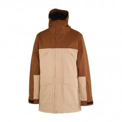 Armada Seneca Edollo Jacket Zero Collection- Khaki