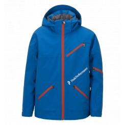 Peak Jr. Pop Jacket Hero Blue