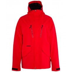 Armada Aspect Jacket, Red
