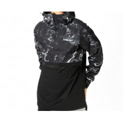 Armada Runyon Pullover- Black Wash