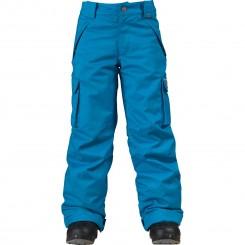 Burton Boys Exile Cargo Pant- Blå