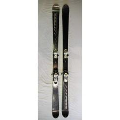 K2 Klassisk Twintip ski brugt 179cm