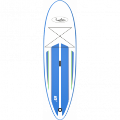 Shark Oppustelig 10`0 sup Allround cross Sup air