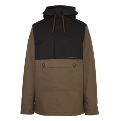 Armada Rankin Stretch Anorak, Burnt Olive 17/18