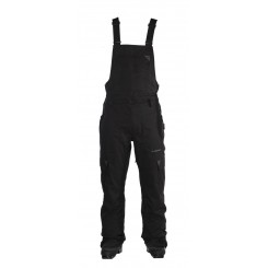 Armada Vision Stretch Bib Pant, Black 17/18