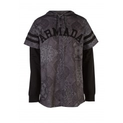 Armada Williams Jersey Zero Collection, Black Mandala 17/18