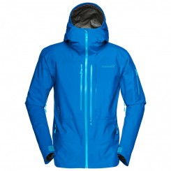 Norrøna lofoten Gore-Tex Light Jacket, Hot Sapphire