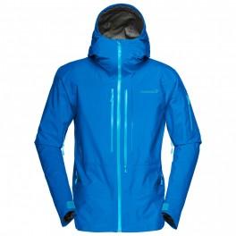 Norrøna lofoten Gore-Tex Light Jacket, Hot Sapphire