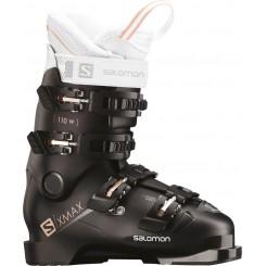 Salomon X Max 110 W Black/Metallic Black/Corail 18/19