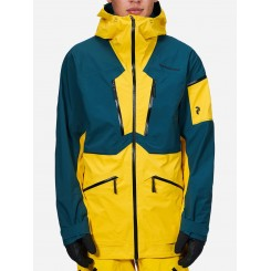 Peak Vertical Gore-Tex Jakke 18/19, Dessert Yellow