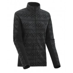 Kari Traa Flette Fleece FZ, Sort