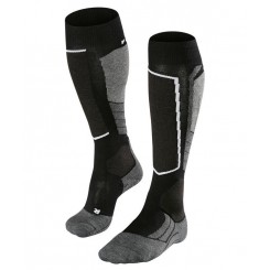 Falke SK2 Wool, Black