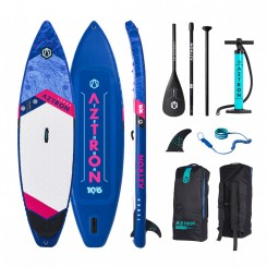 Aztron Terra Touring Double Chamber SUP AIR Pakke