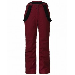 Kjus Girls Silica Pant, Biking Red