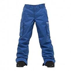 Burton JR Exile Cargo Pant, Blue