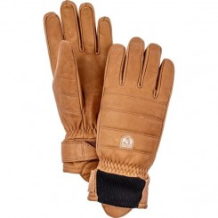 Hestra Alpine Leather Primaloft Handske, Cork