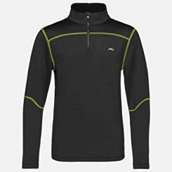 Kjus Charger Halfzip Junior, lime