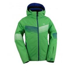 Kjus Jr. Warp Speed Jacket, Grøn