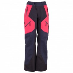 Peak W Heli Gravity 3-lags Gore-Tex Pant, Navy/Rose