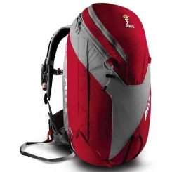 ABS Vario Zip On 32L Red/Grey